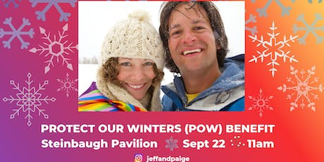 Protect Our Winters (POW) Benefit tickets
