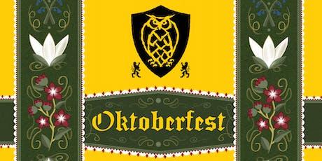 Night Shift Brewing Oktoberfest Steinholding Competition- Women's Division tickets