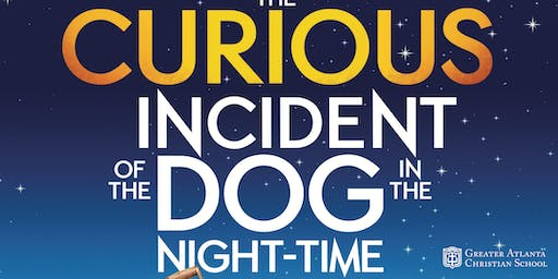 The Curious Incident of the Dog in the Night Time - Sunday Matinee