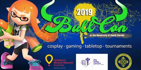 Bullcon at USF: Charity Convention tickets