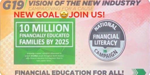 COMMUNITY FINANCIAL EDUCATION - BELLEVUE, WA