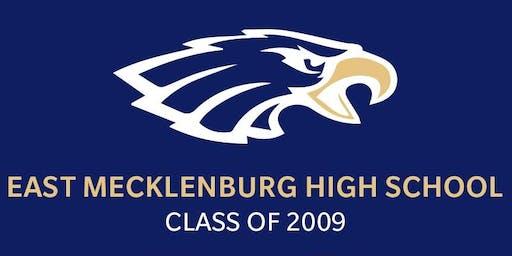 East Mecklenburg High School Class of 2009 10 Year  Reunion