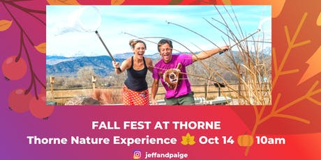 Fall Fest at Thorne tickets