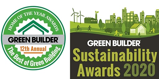 Green Builder Media's Home of the Year and Innovation Awards dinner