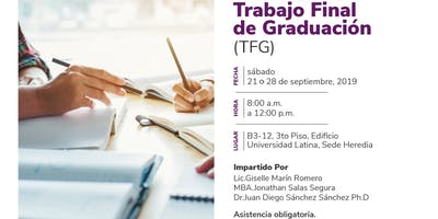 Inducción de Trabajo Final de Graduación