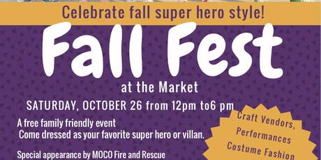 Fall Fest at the Market tickets