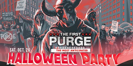 THE FIRST PURGE tickets