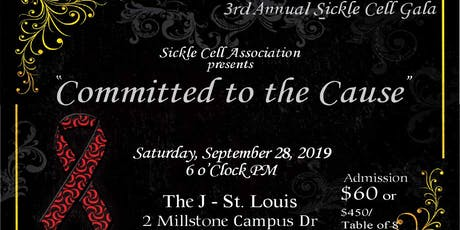 Committed to the Cause - Sickle Cell Gala tickets