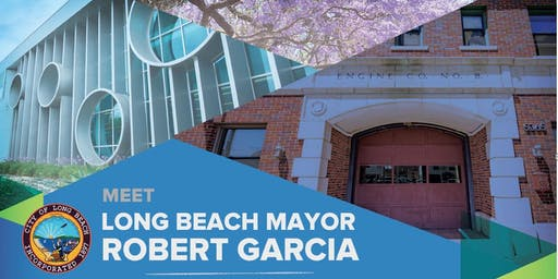 Meet Mayor Robert Garcia