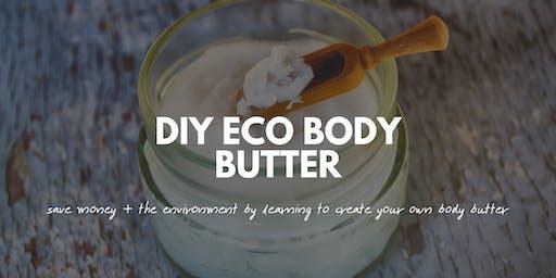 DIY Eco Body Butter