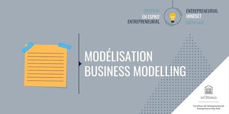 CEE: Modélisation | EMC: Business Modelling tickets