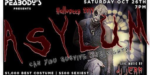 Asylum: Halloween 2019