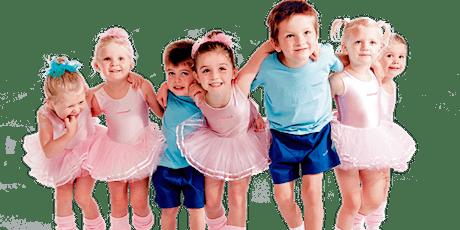 Preschool Dance Class tickets