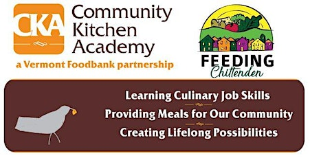 Community Kitchen Academy Graduation Burlington tickets