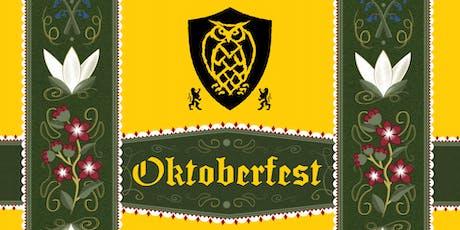 Night Shift Brewing Oktoberfest Steinholding Competition- Men's Division tickets