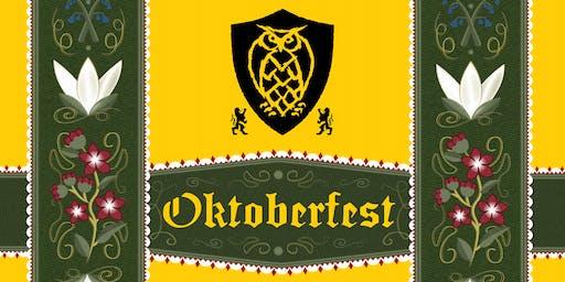 Night Shift Brewing Oktoberfest Steinholding Competition- Men's Division