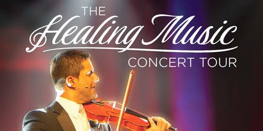 Jaime Jorge: The Healing Music Concert Tour