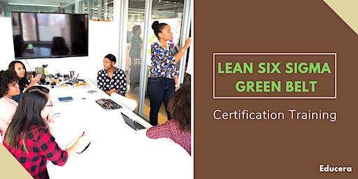 Lean Six Sigma Green Belt (LSSGB) Certification Training in  York Factory, MB