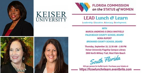 LEAD Lunch & Learn West Palm Beach