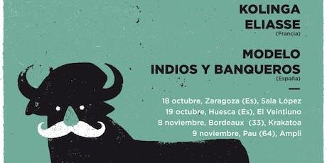 Festival Ida y Vuelta 2019 / Zaragoza entradas