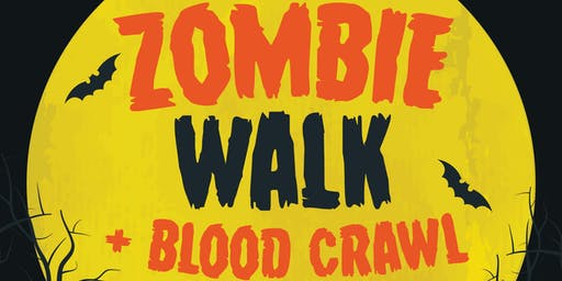Sioux City Zombie Walk & Blood Crawl