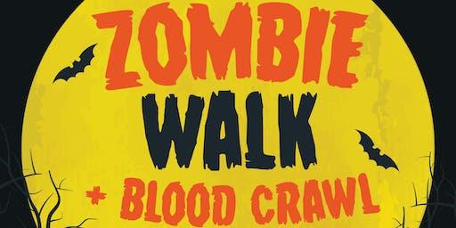 Sioux City Zombie Walk & Blood Crawl