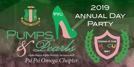 "Pumps and Pearls Day Party - ""DOING IT THE  HBCU WAY tickets"