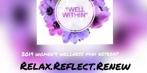 Womens 'Well Within' Mini Retreat