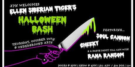 Ellen Siberian Tiger tickets