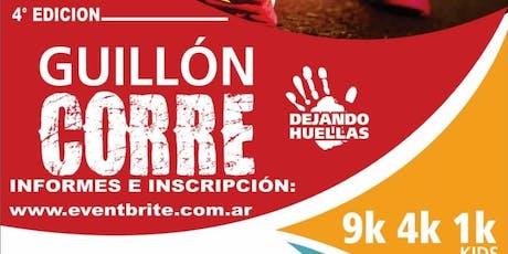 GUILLON CORRE 4ta EDICIÓN entradas