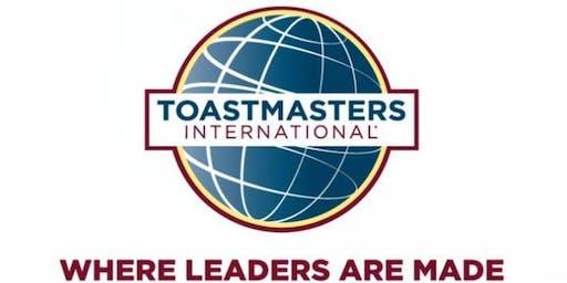 Toastmasters District 30 - Area C12 - Humorous Speech Contest