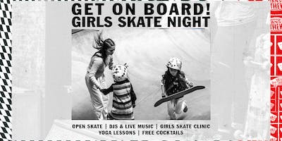 Girls Skate Night