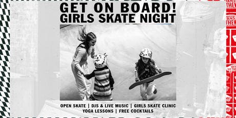 Girls Skate Night tickets