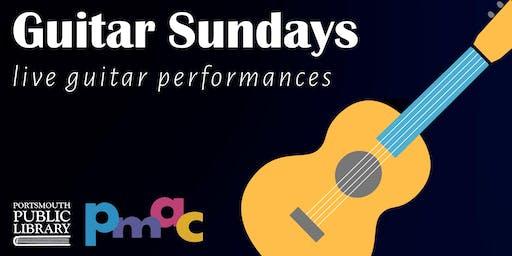 Guitar Sunday: David Newsam & Margaret Herlehy