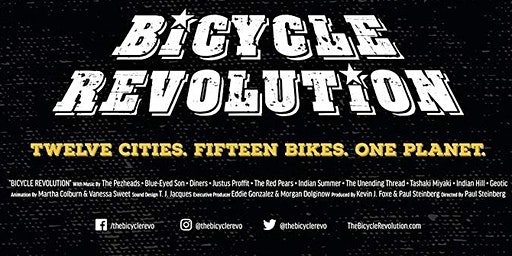 The Bicycle Revolution Film & Panel Discussion