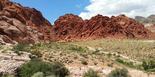 National Clean Up Day - Red Rock Canyon Las Vegas