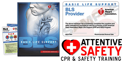 BLS Renewal Class, $60, Same day AHA card (Must have unexpired BLS card)