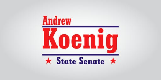 Grassroots BBQ with Senator Andrew Koenig!