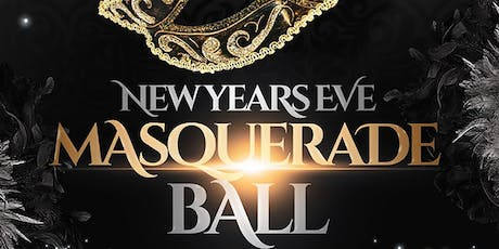 New Year's Eve 2020 Masquerade Ball - A Black Tie Affair Atop the Hotel Via tickets