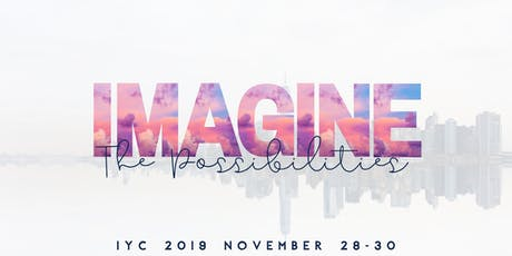 """Iowa Youth Convention 2019 - """"Imagine"""" tickets"""