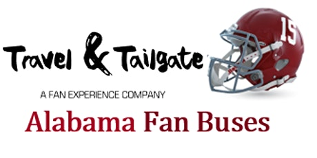9/5/2020 Advocare Classic Transportation - Alabama Fan Buses to AT&T Stadium & Tailgates tickets