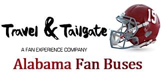 9/5/2020 Advocare Classic Transportation - Alabama Fan Buses to AT&T Stadium & Tailgates