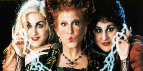 'Hocus Pocus' Trivia at Railgarten tickets