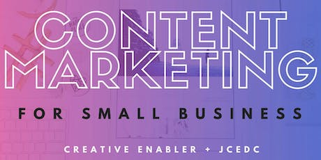 Content Marketing Management for Small Businesses tickets