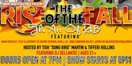 Rise of the Fall:  THE ART OF R&B tickets