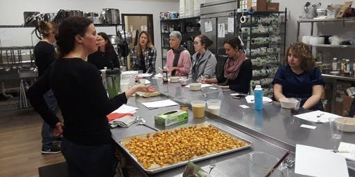Plant-based Cooking Class: Sauces & Staples
