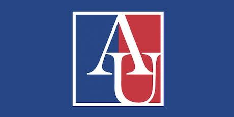 American University Idealist Graduate Fair: Chicago tickets