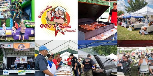 Rolesville BBQ & Bands Festival: BBQ Plate Preorder - 2019