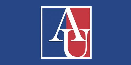 American University Idealist Graduate Fair: Los Angeles