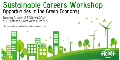 Sustainable Careers Workshop 2 tickets